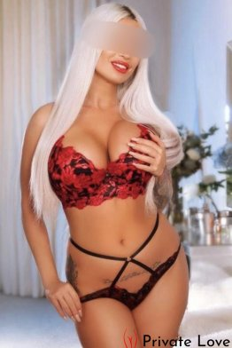 Escort Carmen Bucharest