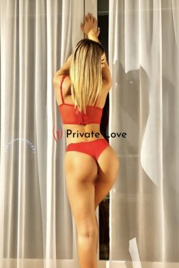 Escort Anna Bucharest