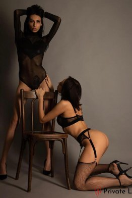 Escort Karina show Bucharest